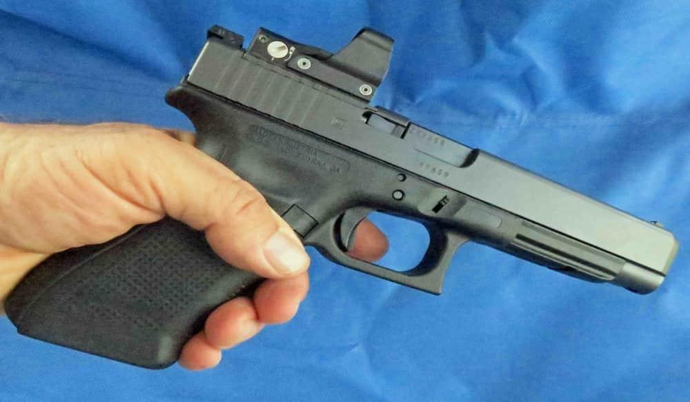 Review Glock 40 Gen4 Mos Outdoorhub