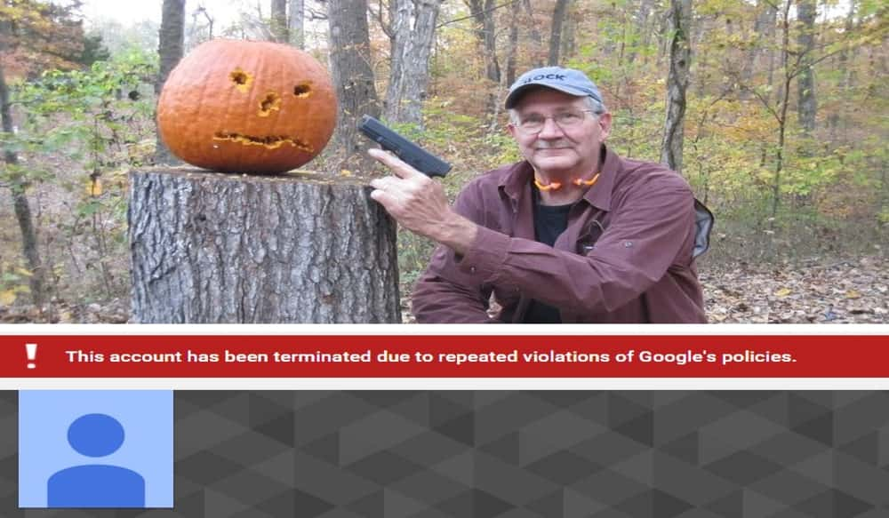 Popular Gun Channel Hickok45 Banned from YouTube (UPDATE
