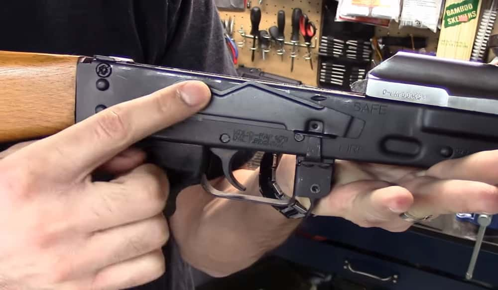 Century Arms Sued for $5 Million over Defective AK-47 Safety