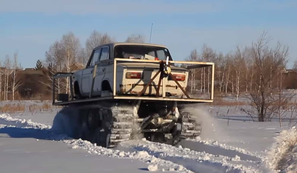 Video: How to Make Your Junk Car into an Off-roader | OutdoorHub