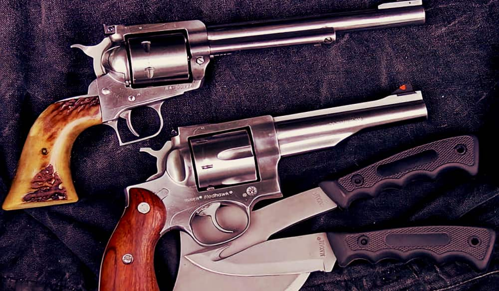 The 9 Best Revolvers For Hunting Ever Created | OutdoorHub