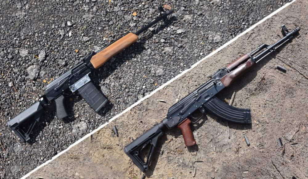 """Definitive Arms Unveils  308 """"PMAGinov"""" Vepr, AK Scope Rail, AR"""