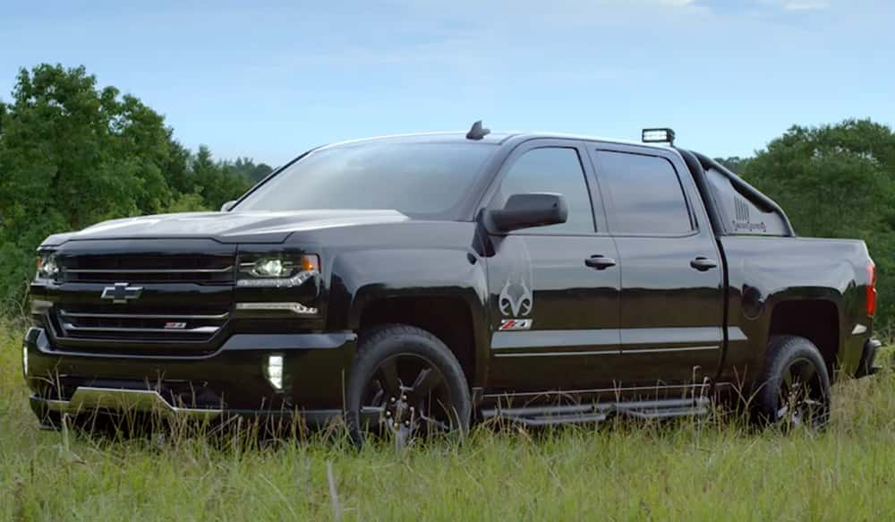 Silverado Realtree Edition >> Video Michael Waddell Introduces The New Silverado Realtree Edition