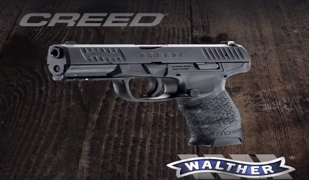 Walther Arms Brand New Creed Handgun Takes Quality To A Higher Level