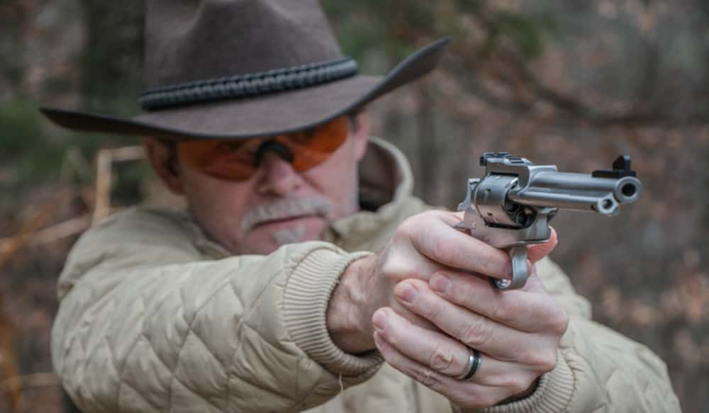 Shooting with the Mann: Ruger's Single Seven Revolver