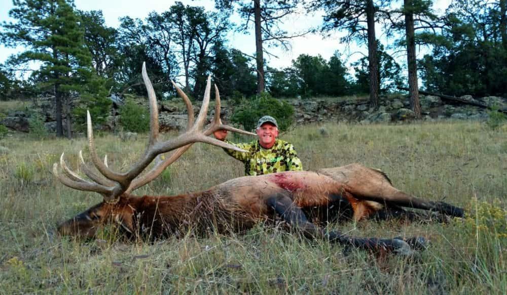SCI Spotlight: Under-the-Radar Trophy Elk Hunt   OutdoorHub