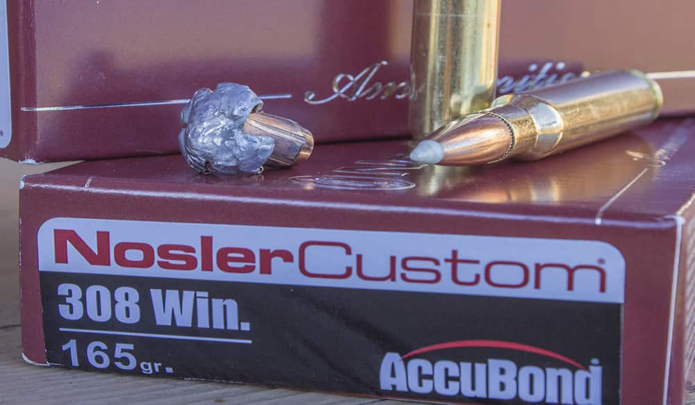 Best of the Big Game Bullets, Part 1 of 4: Nosler AccuBond
