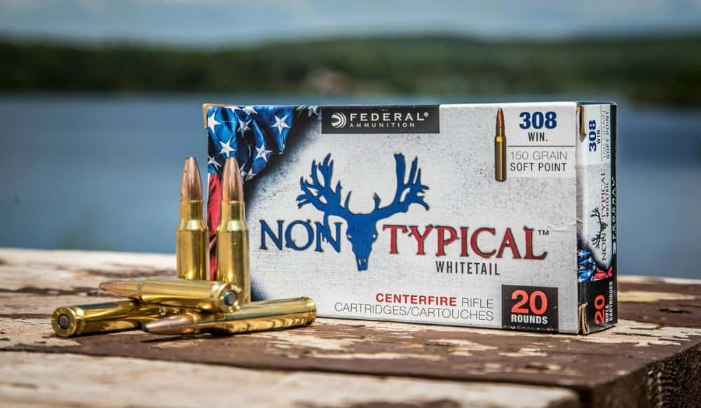 Federal Premium Introduces 'Non-Typical' Whitetail Deer