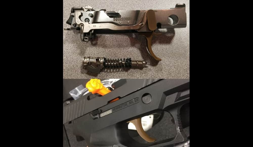 BREAKING NEWS: Leaked Pictures of the Sig Sauer Voluntary
