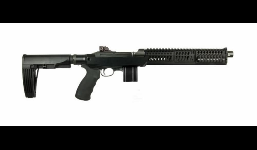 Inland Manufacturing Releases Tactical M1 Carbine Pistol