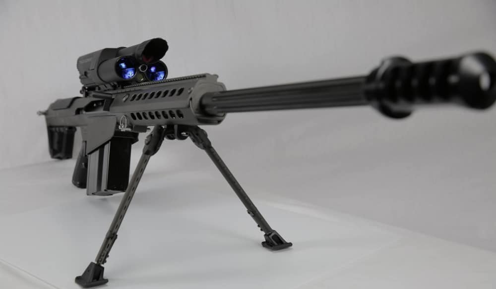 trackingpoint unveils new 50 cal mi50 precision guided rifle