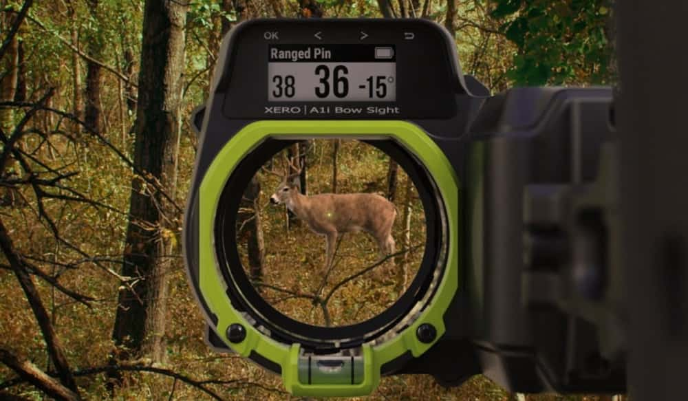A1 Auto Sales >> Video: There's No Other Sight Like Garmin's Auto-Ranging Digital Bow Sight   OutdoorHub