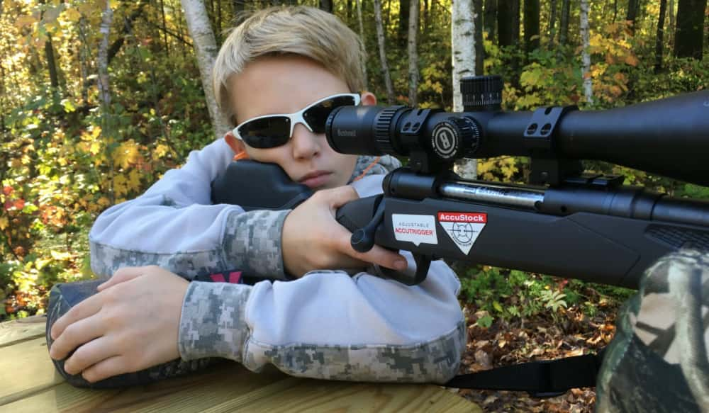First Look and Field Test: Savage Model 110 with the New AccuFit