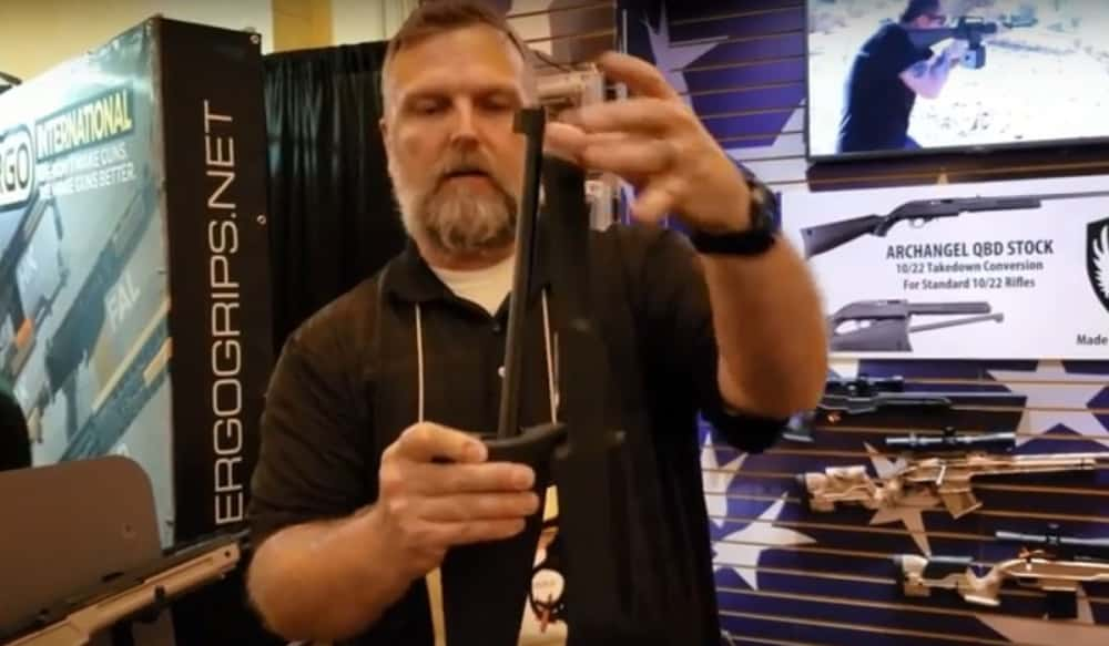 Video: ProMag's QBD Archangel Turns a Normal 10/22 into a Takedown