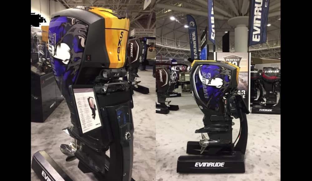 If You're From Minnesota, You'll Appreciate This Evinrude