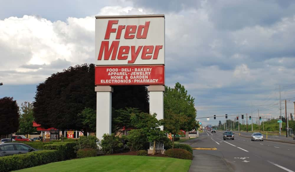 Fred Meyer phases out the sale of firearms and ammunition