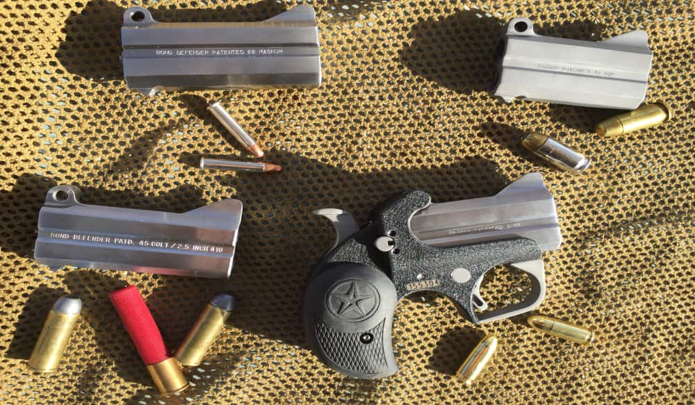 Bond Arms Derringer, a unique choice for concealed carry | OutdoorHub