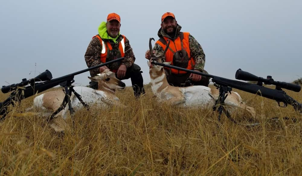 Diy Wyoming Antelope Hunt Family Friends Good Times And