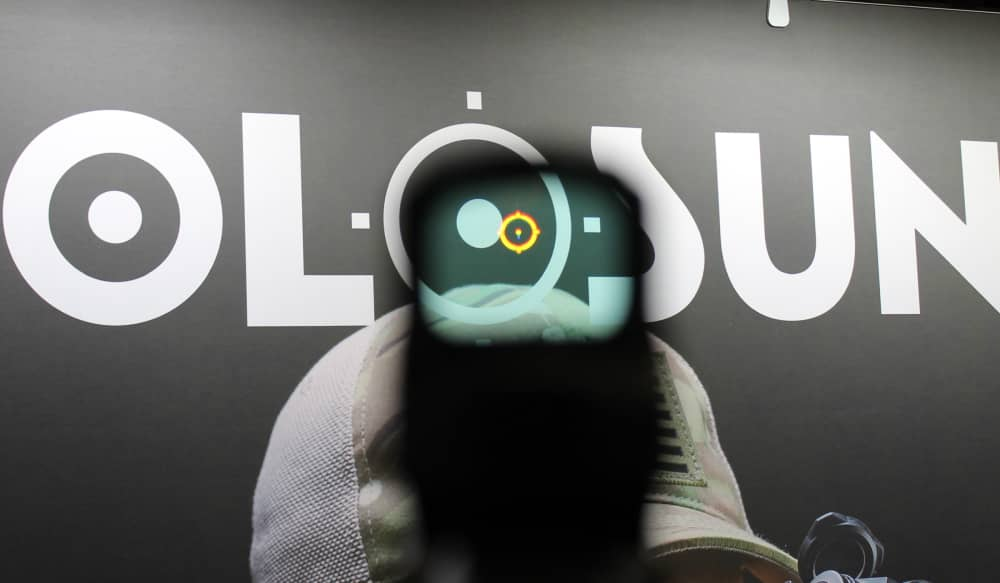 Image result for holosun gold reticle