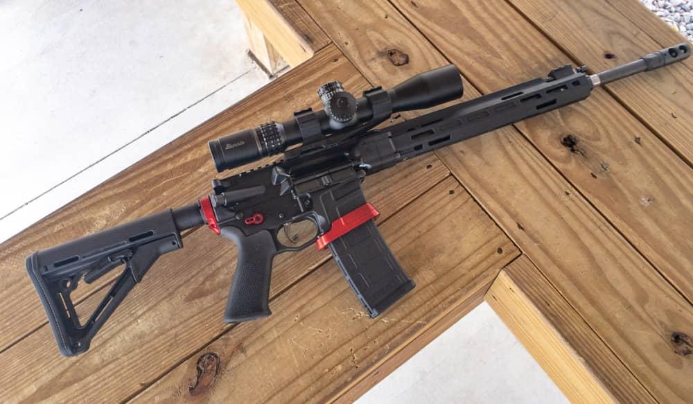 Match Grade: Savage MSR-15 Competition Rifle   OutdoorHub