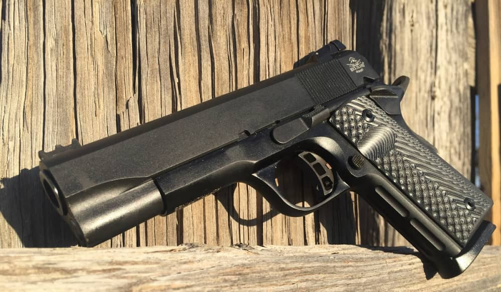 Rock Island Armory CCO 1911: Goodness in a Compact Package   OutdoorHub