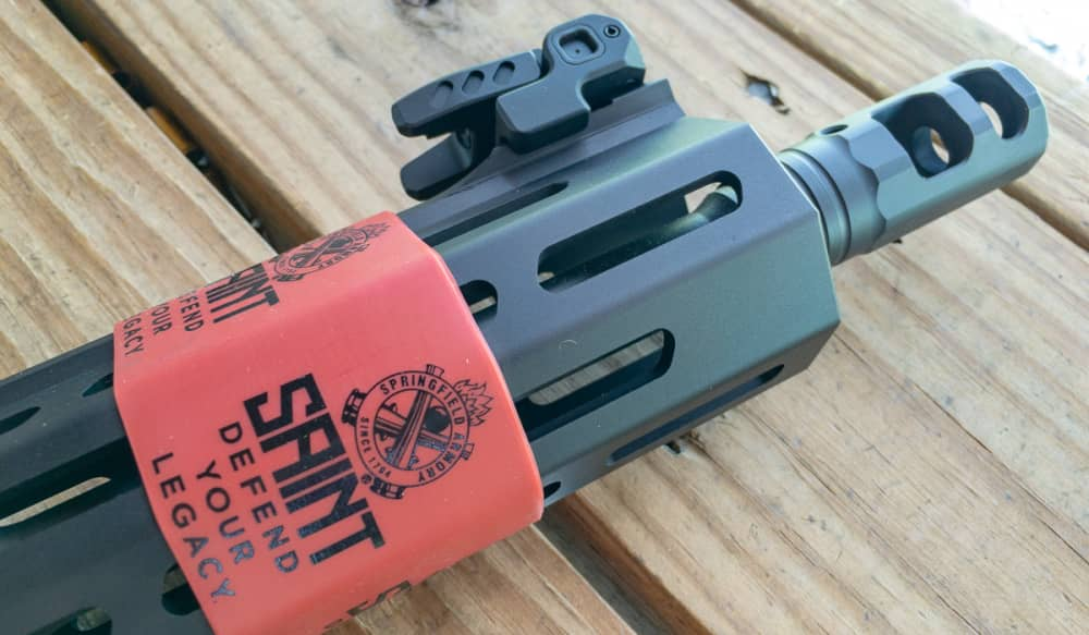 There's a new SAINT in town: Field Trial of Springfield Armory's