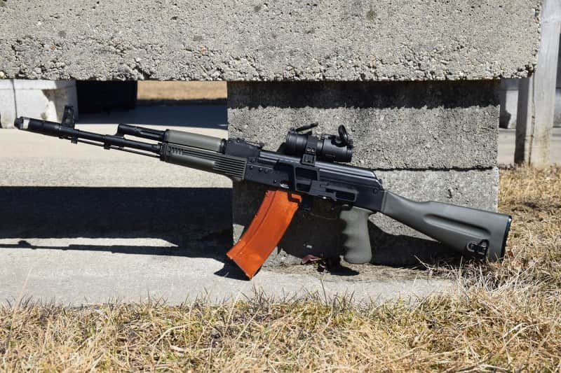 6 of the best AKs!
