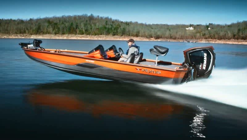 Teaser Video: New VEXUS Boats to be Revealed March 16 at the 2018 Bassmaster Classic | OutdoorHub
