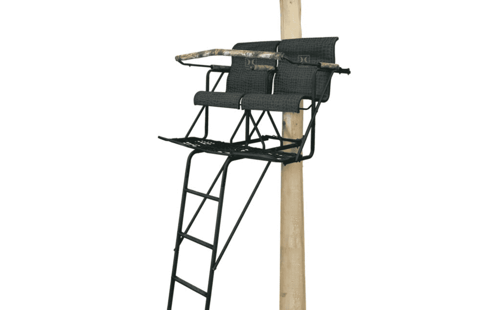 These Are 5 Of The Best Ladder Stands To Hunt From In 2018