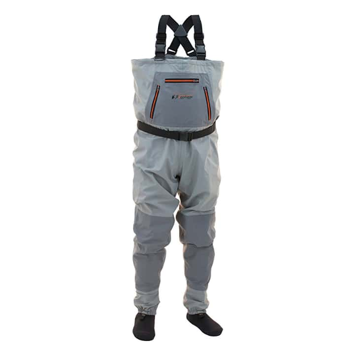 The best lightweight fishing waders under 300 outdoorhub for Fishing waders reviews