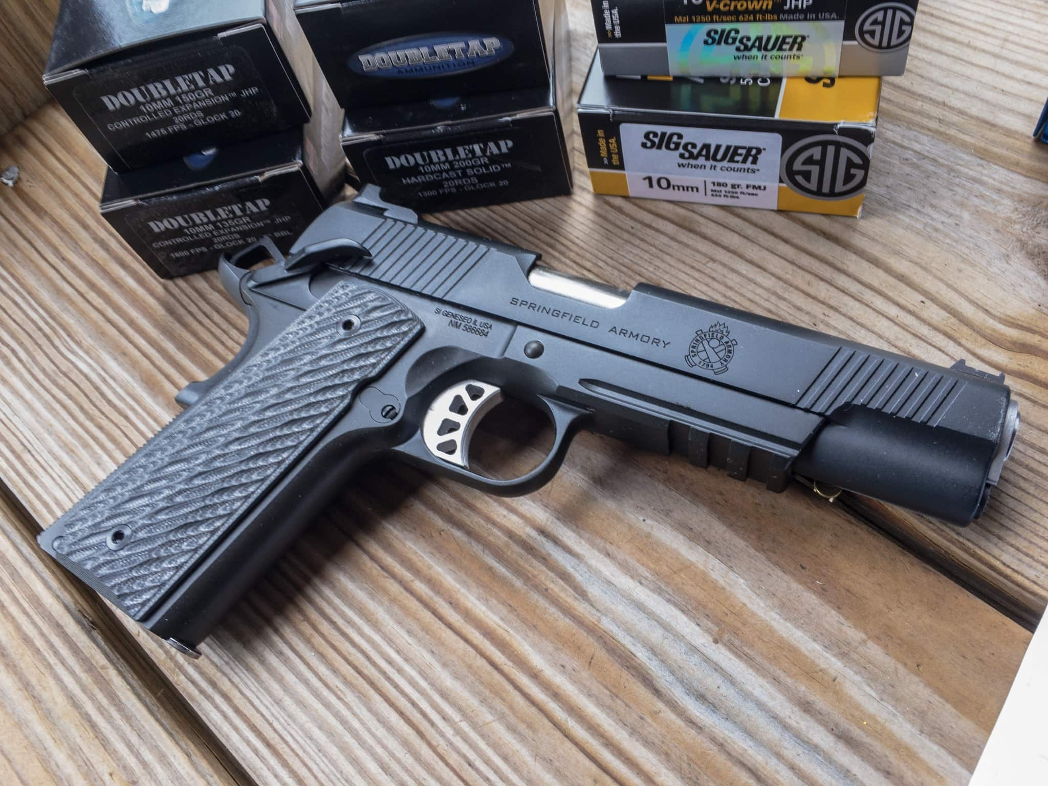 Springfield Armory 1911 Range Officer Elite Operator 10mm | OutdoorHub
