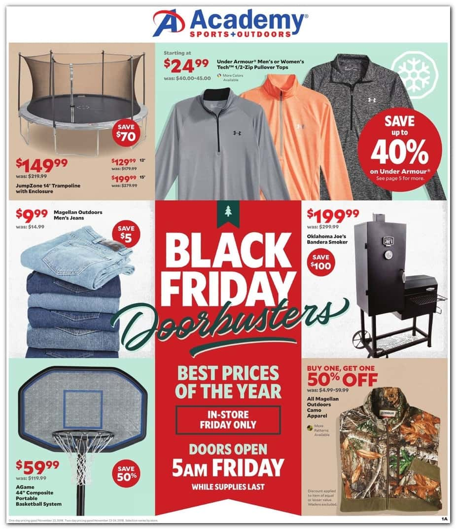 The Academy Sports Black Friday Ad Has Arrived Outdoorhub