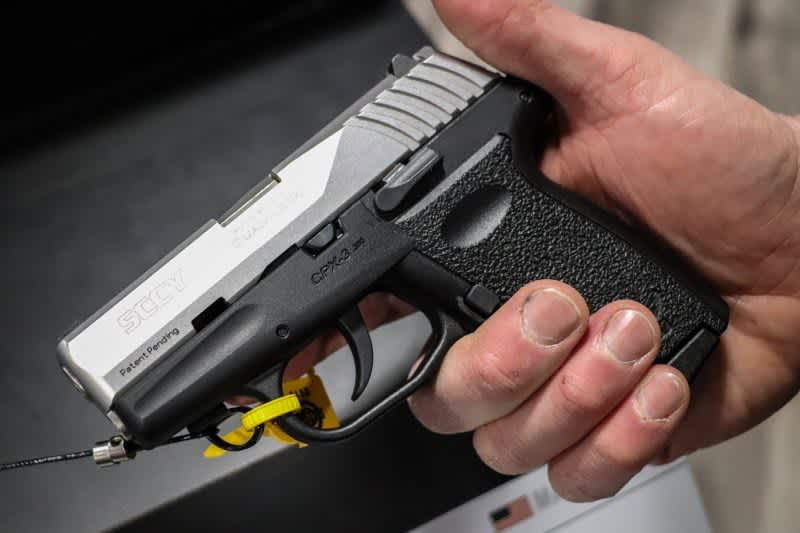 SHOT Show 2019: SCCY CPX-3  380 Auto | OutdoorHub