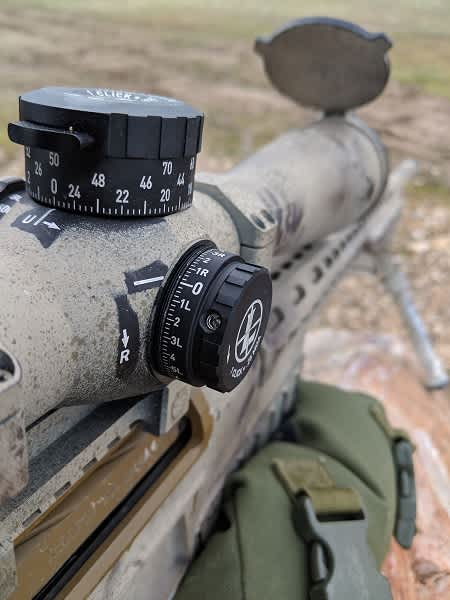 Leupold Mark 5HD