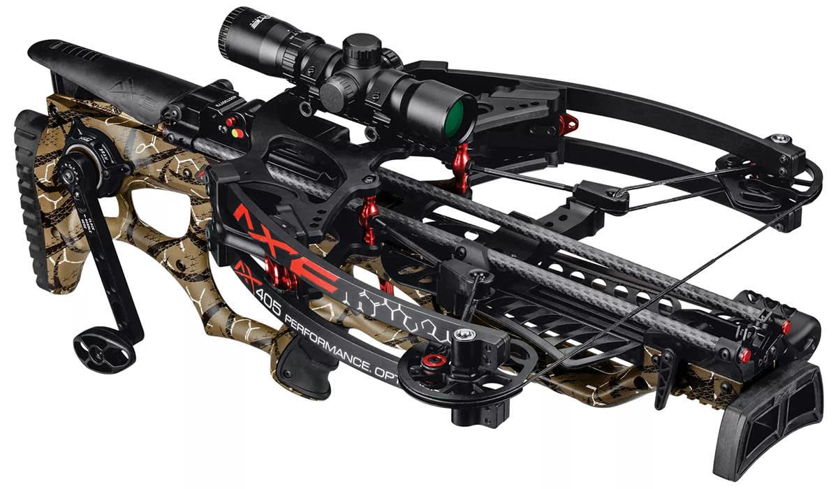 Axe Crossbows AX405