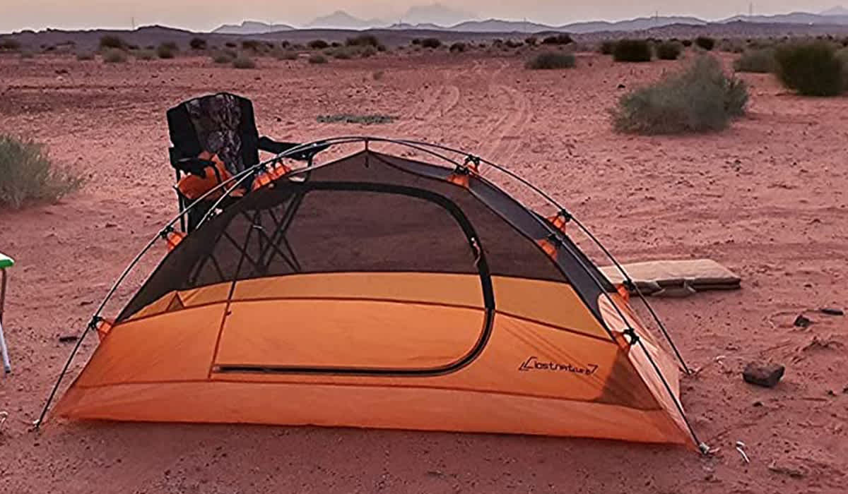 Clostnature 1-Person Backpacking Tent