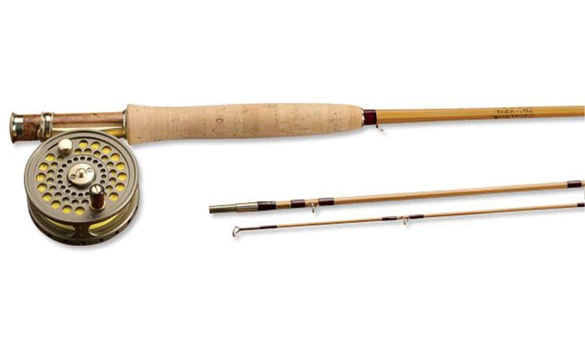 Orvis Adirondack Bamboo – Nostalgic Pick