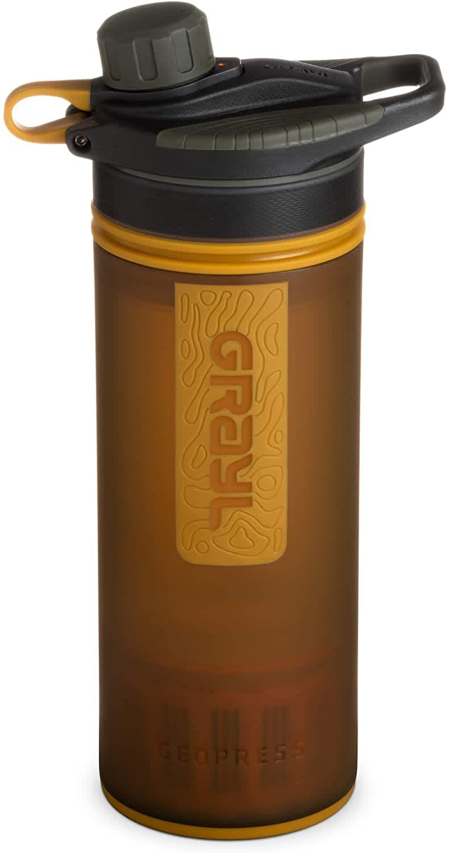 GRAYL GeoPress 24 oz Water Purifier Bottle