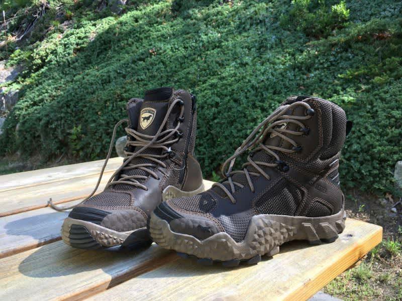 """Irish Setter VaprTreks — the """"Do it all"""" boot"""