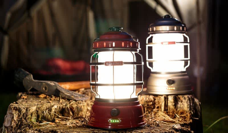 Light Up the Night with the Best Camping Lanterns