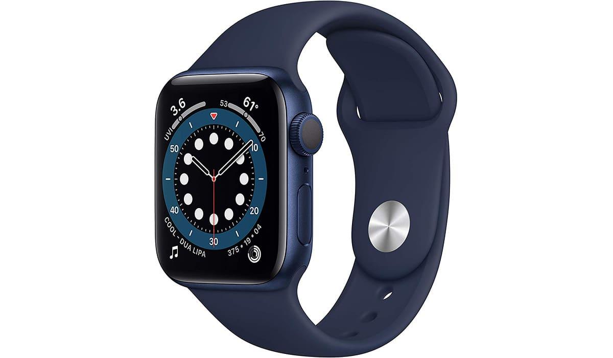 Apple Watch Series 6 - Stress Saver