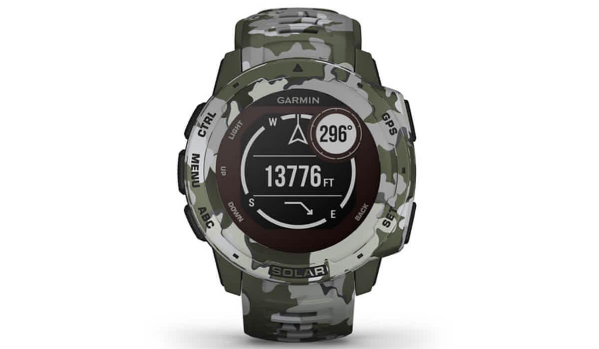 Garmin Instinct Solar - Toughest Watch