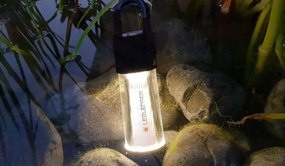LED Lenser ML6 Lantern - Editor's Pick