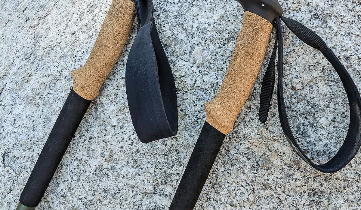 Black Diamond Alpine Carbon Cork Trekking Poles